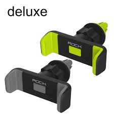 Air Vent Mount Phone Holder  LP120(30750) Green black GK